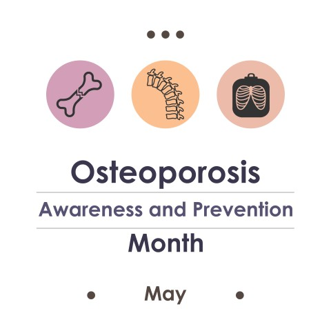 National Osteoporosis Awareness and Prevention Month at Abraham Family Medicine